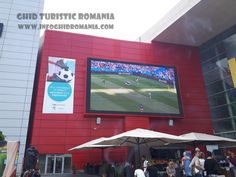 Afi Palace Cotroceni Romania, Palace, Broadway Shows, Flat Screen, Gallery, Outdoor Decor, Home, Blood Plasma, Roof Rack