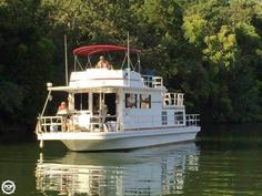 30 Best Houseboat images in 2019 | Houseboats, Used boats, Boat house