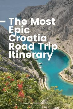 Jam-packed with adventure, breathtaking landscapes, dazzling beaches, and hidden towns, this Croatia road trip itinerary takes you down the entire Dalmatian coast in just 10 days. | Croatia travel guide | Dubrovnik Croatia | Pula Croatia things to do | Split Croatia | Mostar | Best places to visit in Europe | Europe trip | European hidden gem | things to do in Croatia | East Europe travel | East Europe itinerary | European summer | Dubrovnik old town | Croatia bucket list | Croatia best…