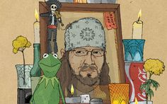 David Foster Wallace was a virtuosic novelist whose untimely death turned him into an icon. Duncan White examines the life and myth of a hipster saint David Foster Wallace, Illustrations And Posters, Infinite, About Me Blog, Hipster, Joy, Culture, Painting, Writers