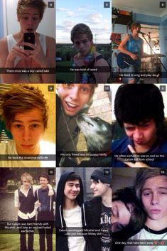 5sos ^^ this is so cute! Whoever made this is awesome (part1)