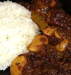 Steytsayd Ilongga: Authentic Jamaican Oxtails Steytsayd Ilongga: Authentic Jamaican Oxtails The post Steytsayd Ilongga: Authentic Jamaican Oxtails & Caribbean Recipes appeared first on Oxtail recipes . Jamaican Cuisine, Jamaican Dishes, Jamaican Recipes, Authentic Jamaican Oxtail Recipe, Jamaican Oxtail Stew, Beef Oxtail, Jamaican Chicken, Guyanese Recipes, Oxtail Soup