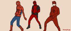 Pick a comic book character.