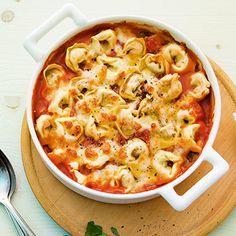 Tortellinigratin Rezept | Küchengötter
