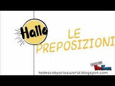 lez.8:LE PREPOSIZIONI IN TEDESCO - YouTube