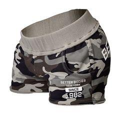 Better Bodies Rough Sweat Shorts