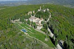 Holiday house in medieval tower near Siena in Tuscany: Il Torrino Rome, All About Italy, Medieval Tower, Tuscany Italy, What A Wonderful World, Aerial View, Wonders Of The World, Places To Travel, City Photo