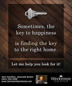 #realestate meme Key to happiness #realestatememes
