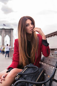 The Brooklyn Bridge — Negin Mirsalehi