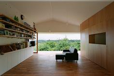 Architects: harunatsu-archi  Location: Okinawa, Iriomote-Jima, Japan  Design Team: Shoko Murakaji, Naoto Murakaji  Project Year: 2012  Project Area: 73,44 sqm  Statics: Tatsumi Terado Structural Studio  Photographs: Kai Nakamura