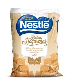 Galletas de Mantequilla Nestlé on Behance