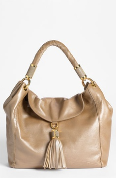 Michael Kors 'Tonne - Large' Leather Hobo available at #Nordstrom #TrueLove