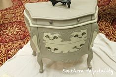 Annie Sloan Chalk Paint workshop | Southern Hospitality