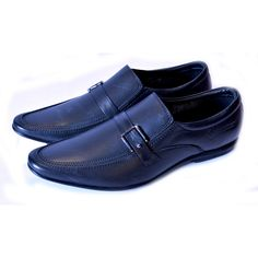 Ajanta Black Men Sandals & Floaters