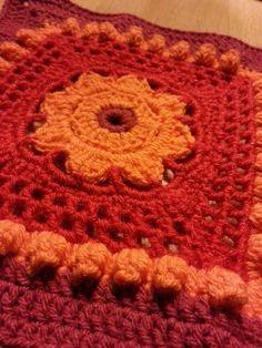 Little Wendy crochet: CAL@CCC - BLOCK #2