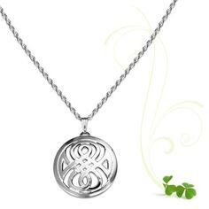 St. John`s Celtic Knot Pendant-Small