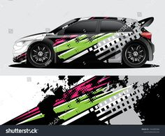Find Rally Car Decal Graphic Wrap Vector stock images in HD and millions of other royalty-free stock photos, illustrations and vectors in the Shutterstock collection. Logo Design, Graphic Design, Rally Car, Car Wrap, Car Decals, Abstract Backgrounds, Balls, Wraps, Stock Photos