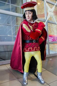 Lord Farquaad by FopPrince on deviantART
