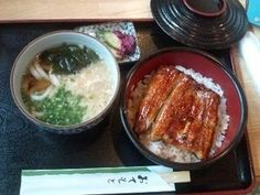 Unagi lunch