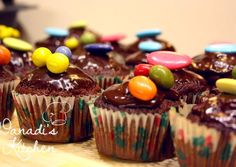 Muffin, Food, Essen, Muffins, Meals, Cupcakes, Yemek, Eten