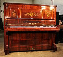 Antique, Bechstein Upright Piano