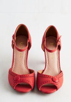 Marvelous Maven Heel in Ruby