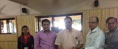 Amroli College Blood Donation (03-02-2015) Pri.Dr.K.N.Chavda Mr.Mukesh Goyani Mr.D.J.Vasava(Director) Dr.Patel (FPA Amroli)