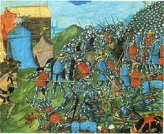 The Battle of Vouille (507 AD)