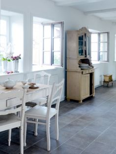 """This dining area is from our feature """"Out of the Ordinary"""""""
