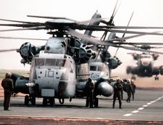 """CH53E...  To quote Tommy Lee Jones about the Apache """"It's beautiful, in an ugly sort of a way"""""""