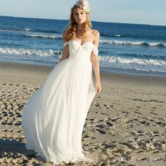 Custom Empire Waist Floor Length Sexy Open Back Lace Up Sleeveless Lace Pearls Wedding Bridal Gowns Custom Made Wedding Dresses Designer Bridal Gowns From Zennabridal, $171.29| Dhgate.Com