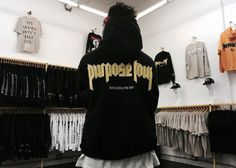 Justin Bieber Offering Exclusive Merch at 'Purpose' Pop-Up Shop in ...