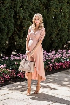 Popular Maternity Outfit Ideas For Summer 08