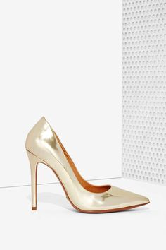 Schutz Gilberta Patent Leather Pump