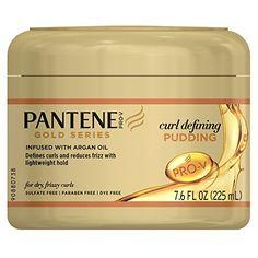 Pantene Pro-V Gold Series Curl Defining Pudding, 7.6 Flui...