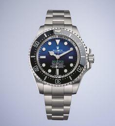 "Rolex Deepsea Challenge Quadrante Blu ""D blue"""