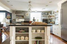 This kitchen is my dream.
