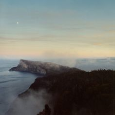 Lune sur le Cap - Moon on the Cap - mlheureuxroy Le Cap, Moon, Water, Outdoor, Film Photography, Camera Obscura, Impressionism, The Moon, Gripe Water