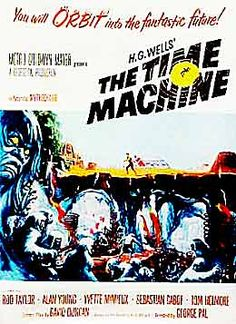 Time Machine movie poster