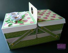 Picnic Basket by Crafter's Companion #papercrafts