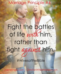 Marriage Principle #4-from the life of Job's wife-Wives of the Bible by Jolene Engle