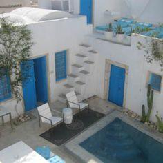 Les menzels de #Djerba, habitations traditionnelles à ne pas manquer, une petite sélection par nos soins