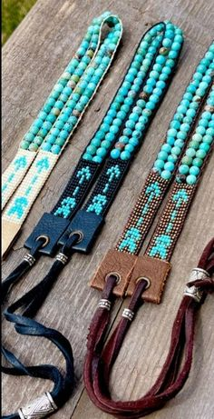 Beaded Hat Bands, Beaded Bracelets, Aztec Blanket, Country Girls Outfits, Deer Skin, Western Jewelry, Girl Clothing, Neck Scarves, Boho Gypsy