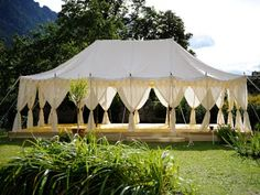 Handmade Tents and Marquees by Sangeeta International