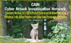 CAIN-Cyber Attack Investigation Network Volunteers Image-Free to Download, Edit and Rename for Educational Purposes-Michael Nuccitelli, Psy.D. iPredator Inc. New York, USA   iPredator Internet Safety Website https://www.ipredator.co      #CAIN #CyberAttackInvestigationNetwork #Volunteerism #InternetSafetyforKids #MobileDeviceSafety #CyberstalkingPrevention #CyberbullyingPrevention #iPredator #MichaelNuccitelli #OnlineChildPornography #InternetTrolls #OnlinePredators