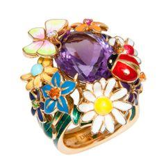 CHRISTIAN DIOR, Diorette Ring