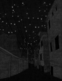 Cae la noche