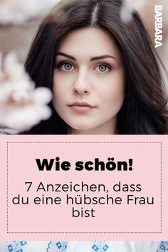7 Anzeichen, dass du eine hübsche Frau bist 7 signs that you are a pretty woman. Can you see for yourself whether you are beautiful or not? Many top models say: No. Then how do you know that you are one of the most beautiful people? Most Beautiful People, You Are Beautiful, Best Beauty Tips, Beauty Hacks, Beauty Box, Hair Beauty, Salt Face Scrub, Skins Minecraft, Hacks Every Girl Should Know