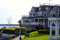 Bar Harbor Inn & Spa, Reading Room Restaurant | Bar Harbor, Maine