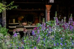 #Chelsea Flower Show 2014, DialAFlight Potters #garden, by Nature Redesigned.